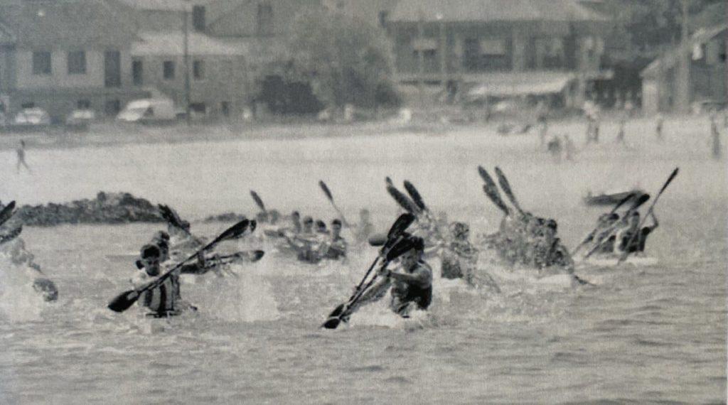 Club de mar ría de aldán